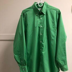 Men's Izod Dress Shirt Classic Fit Stretch